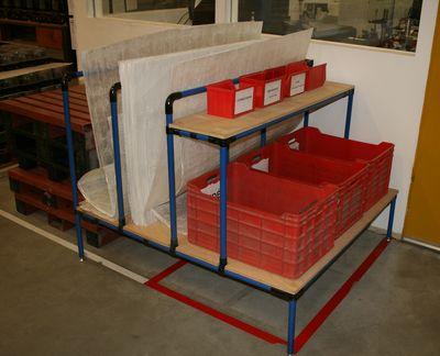 lean_kaizen_waste_storage_shelves